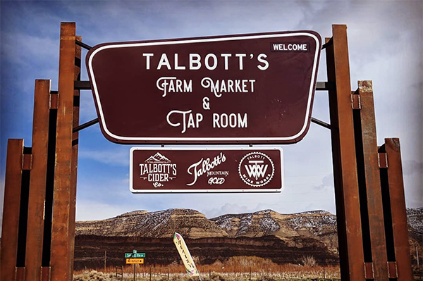 Image result for talbotts farm market and taproom